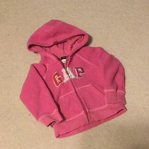 Gap fleece sweatshirt